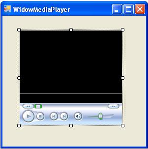 Window Media Player,Code for playing a song on window media player